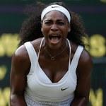 Serena Williams blisko odpadnięcia z Wimbledonu