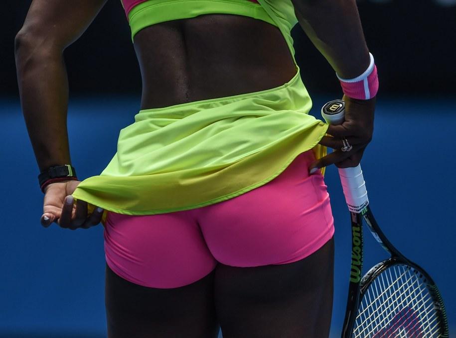 Serena Williams dotarła do półfinału Australian Open /FILIP SINGER /PAP/EPA