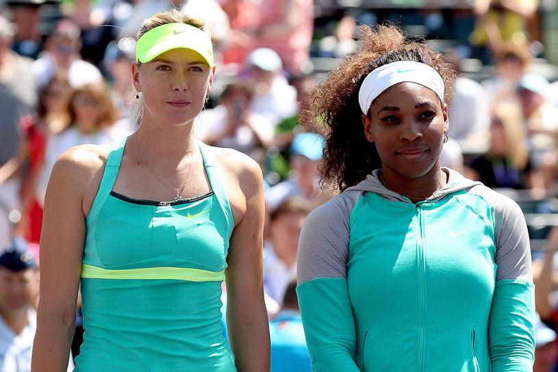 Serena Williams okazała się lepsza od Marii Szarapowej /AFP