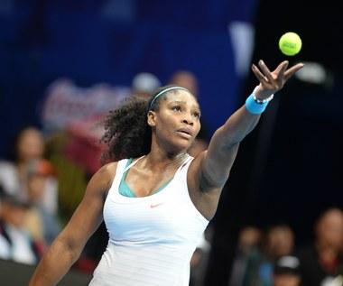 Serena Williams siódmy raz tenisistką roku WTA