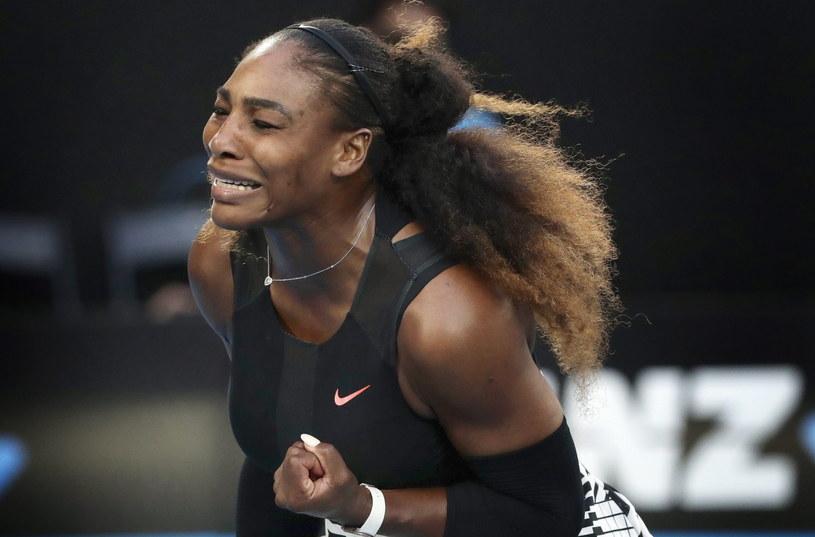Serena Williams w finale Australian Open pokonała starszą o rok siostrę /MARK R. CRISTINO /PAP/EPA