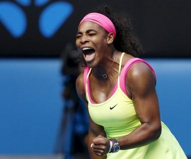 Serena Williams w finale Australian Open