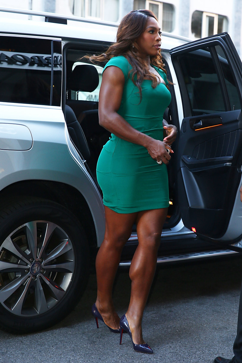 Serena Williams /Getty Images