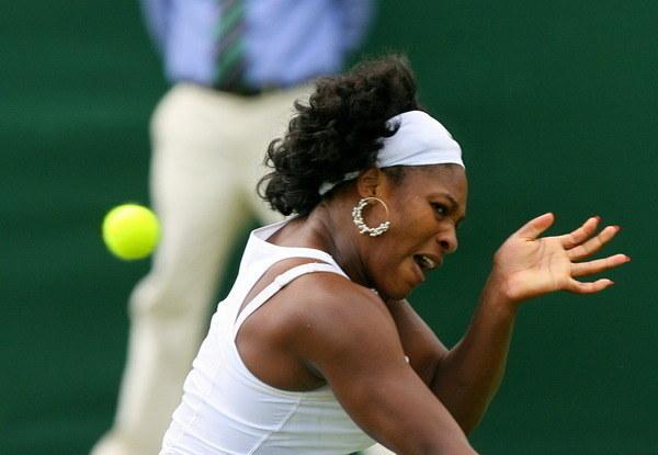 Serena Williams. /AFP