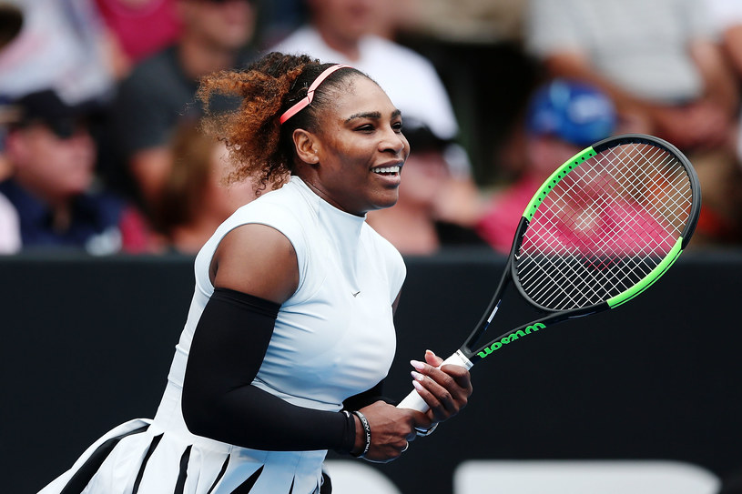 Serena Williams /Anthony Au-Yeung /Getty Images