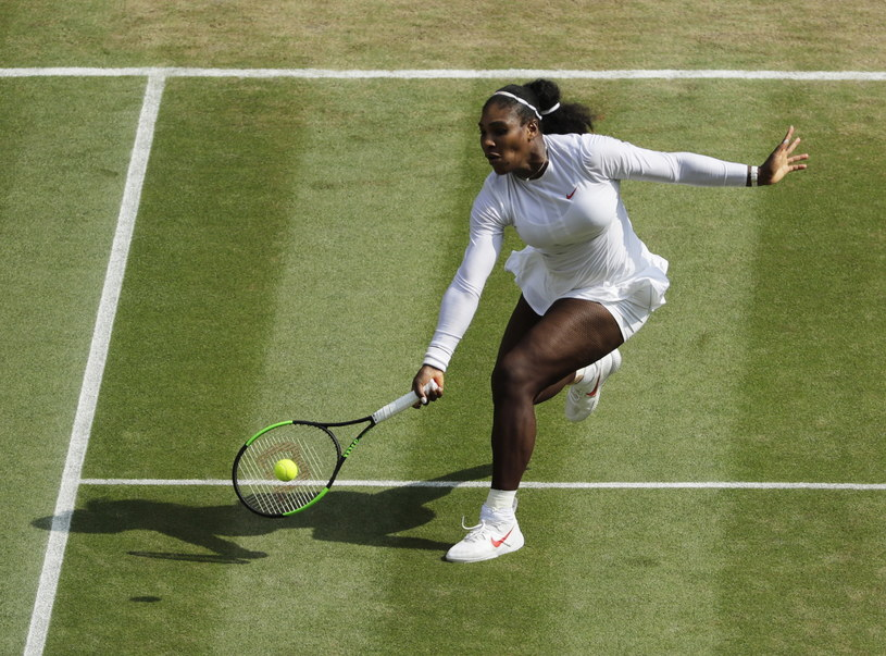 Serena Williams /PAP/EPA