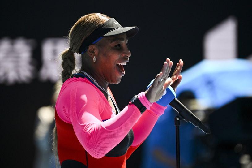 Serena Williams /PAP/EPA
