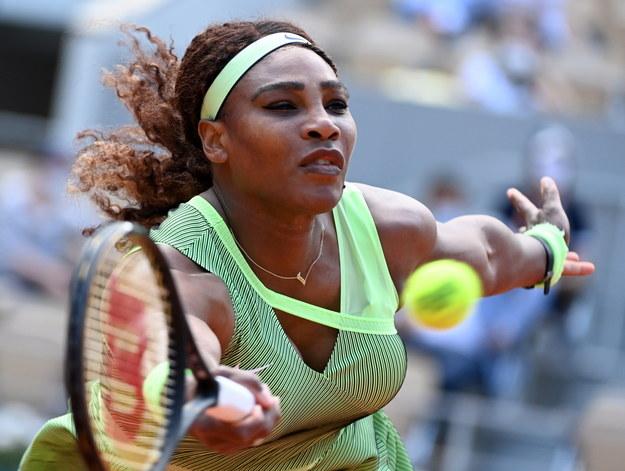 Serena Williams /CAROLINE BLUMBERG /PAP/EPA