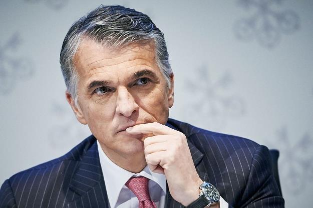 Sergio Ermotti, prezes UBS /AFP