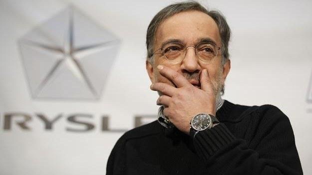 Sergio Marchionne, szef grupy Fiat Chrysler (FCA) /AFP