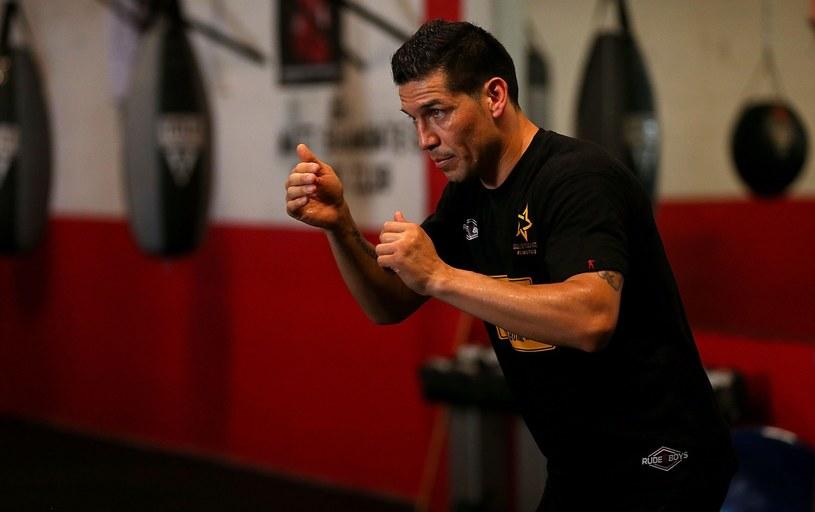 Sergio Martinez na razie nie kończy kariery /AFP
