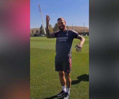 Sergio Ramos dał popis. Tak Hiszpan trafia do siatki! Wideo