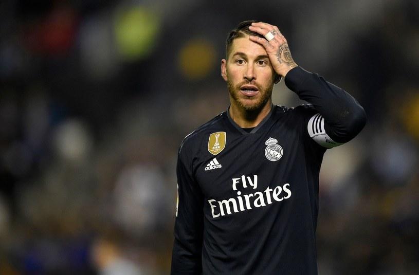 Sergio Ramos /MIGUEL RIOPA /AFP