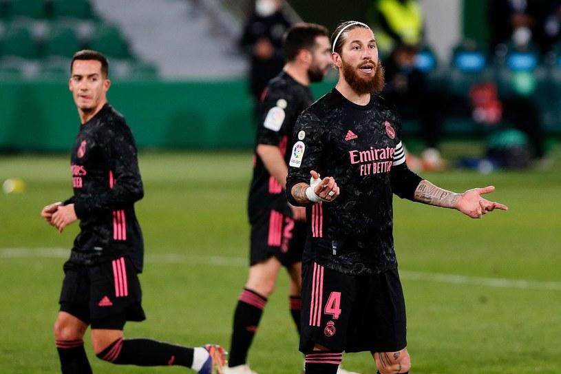 Sergio Ramos /JOSE JORDAN /AFP