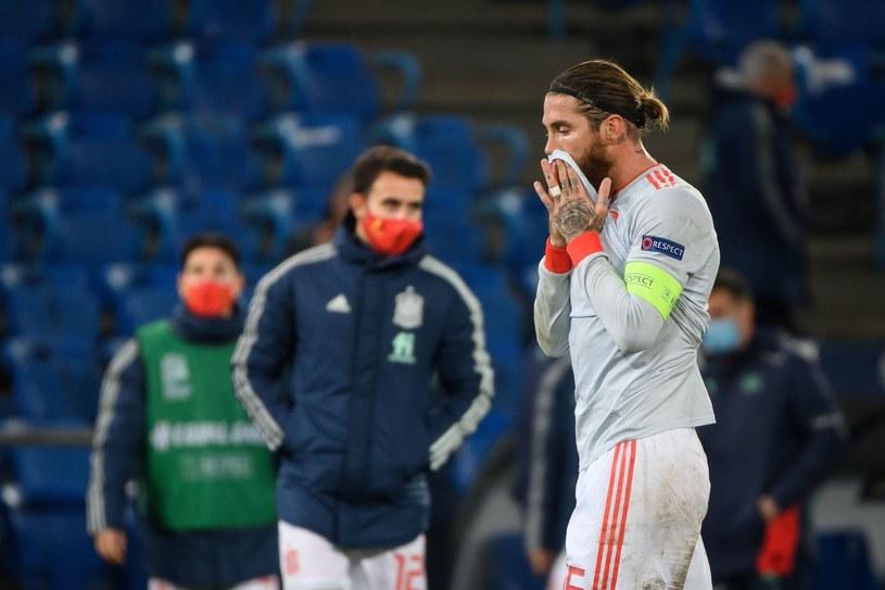 Sergio Ramos / FABRICE COFFRINI /AFP