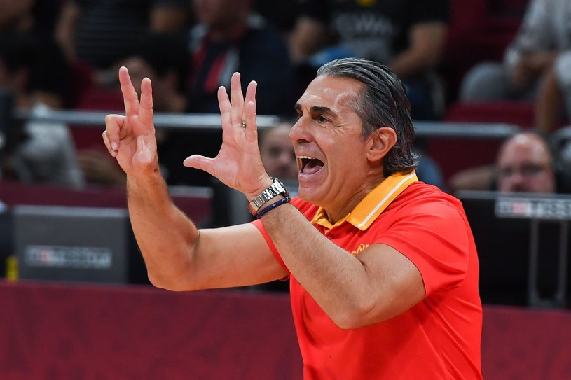 Sergio Scariolo /AFP
