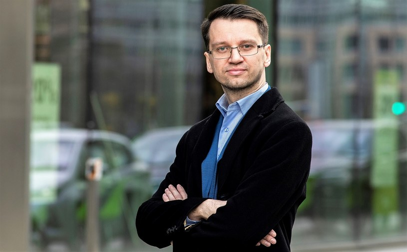 Sergiusz Diundyk, ekspert ds. nowych technologii i automatyzacji procesów w branży e-commerce oraz IT /Informacja prasowa