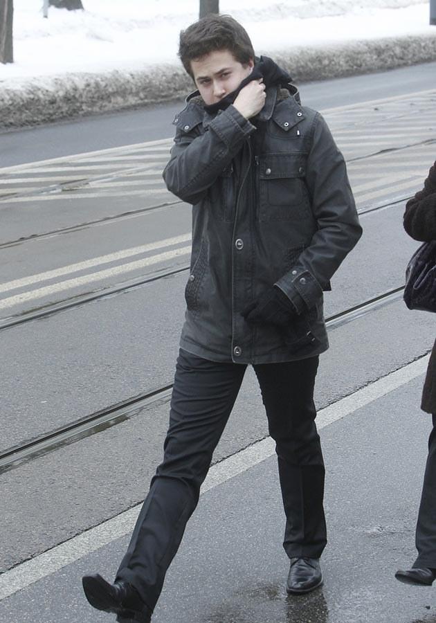 Sergiusz Żymełka, fot.Michał Baranowski  /AKPA