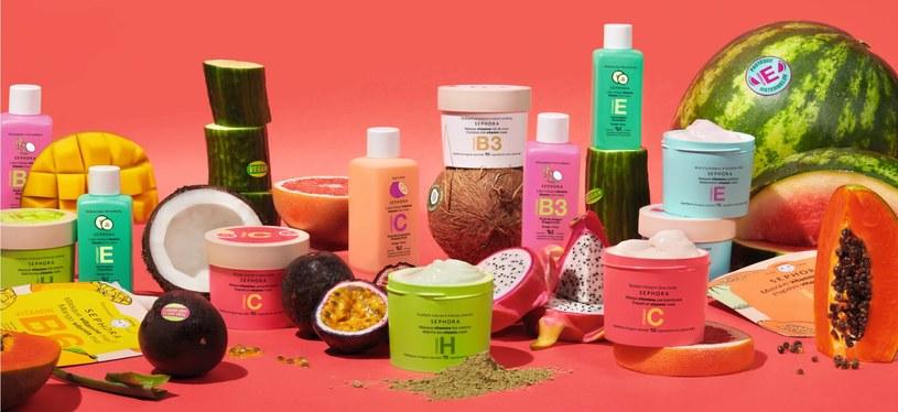 Seria Colorful Skincare marki Sephora /materiały prasowe