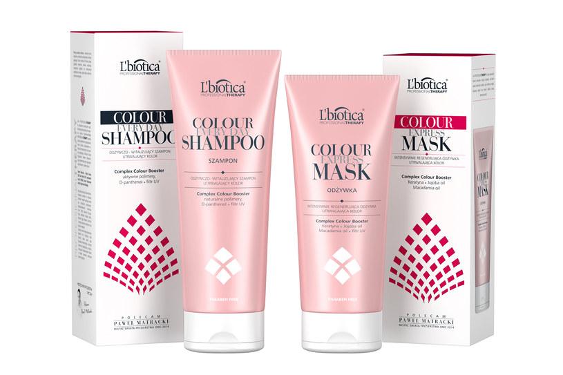 Seria Colour marki L'biotica /materiały prasowe