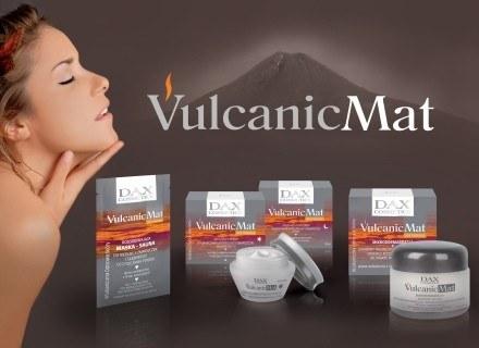 Seria Dax Cosmetics Vulcanic Mat /materiały prasowe