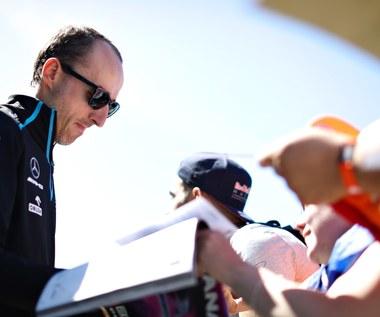 """Seria DTM: Robert Kubica będzie się ścigał """"bolidem F1 z dachem"""""""