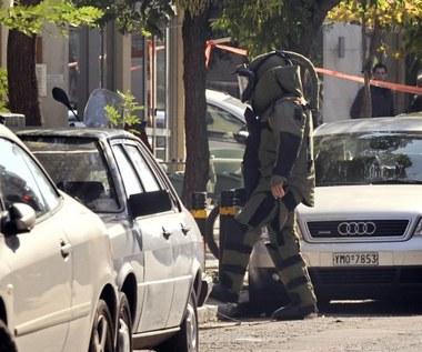 Seria eksplozji w Atenach. Bomby w ambasadach