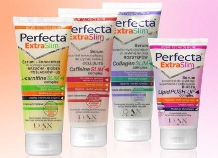 Seria Extra Slim marki Perfecta firmy DAX Cosmetics /materiały prasowe
