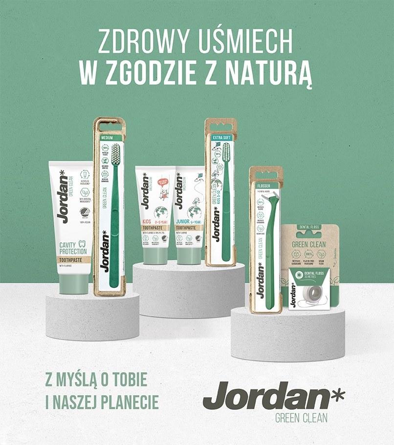 Seria Jordan Green Clean /materiały prasowe