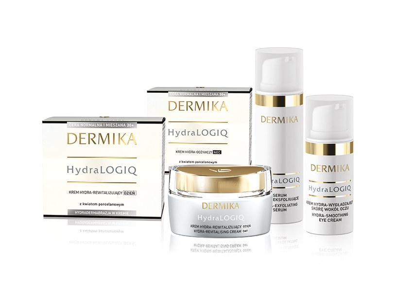 Seria kosmetyków Dermika Hydralogiq /materiały prasowe