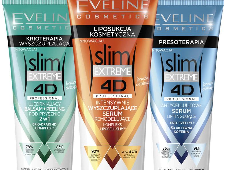 Seria kosmetyków Slim Extreme od Eveline /materiały prasowe