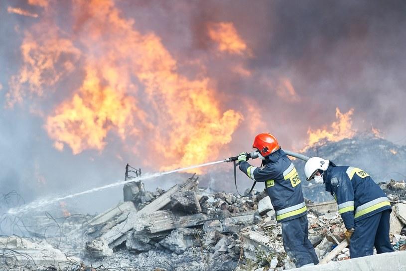Seria podpaleń wysypisk? Pożar w Zgierzu, zdj. ilustracyjne /Lukasz Szelag /Reporter