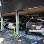 Seria pożarów w Los Angeles. Zatrzymano podpalacza
