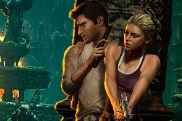 Seria Uncharted udowadnia, że przeciwieństwa mogą się przyciągać /Informacja prasowa