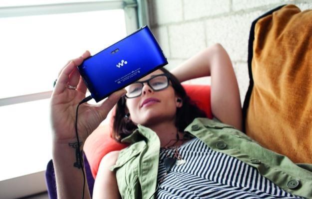 Seria Walkman Z - promując nowy model, Sony odwołuje się do jego legendarnej przeszłości /materiały prasowe