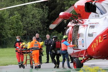 Seria wypadków w Tatrach. Najpoważniejszy na Rysach