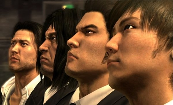 Seria Yakuza - wbrew internetowym plotkom - doczeka się kolejnych odsłon /Informacja prasowa