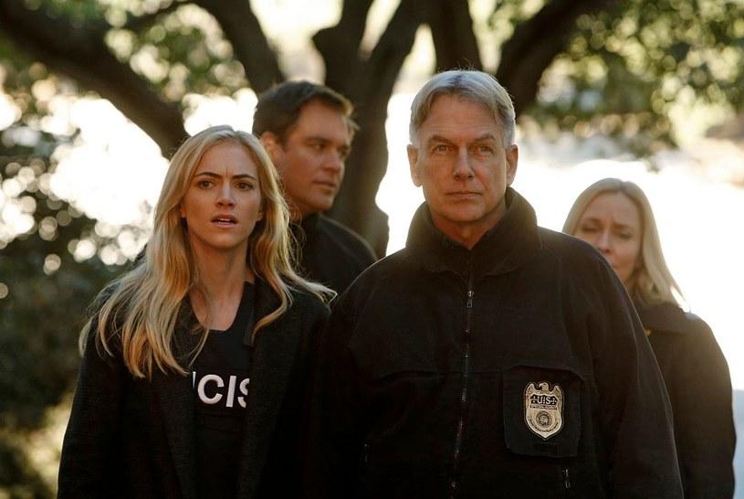 "Serial ""Agenci NCIS"" /materiały promocyjne"