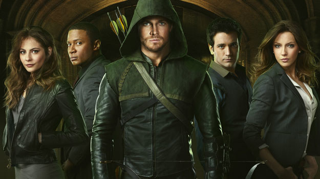 """Serial """"Arrow"""" /materiały prasowe"""