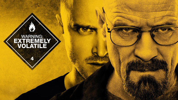 "Serial ""Breaking Bad"" /Agencja W. Impact"