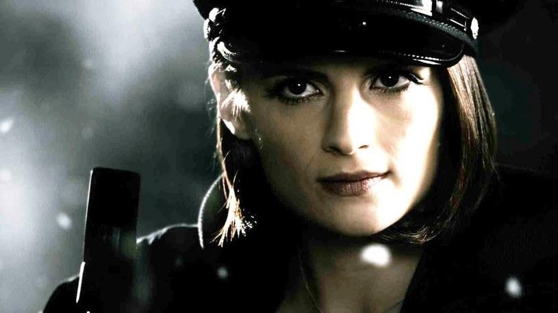"Serial ""Castle"": Kate Beckett (Stana Katic) /AXN"
