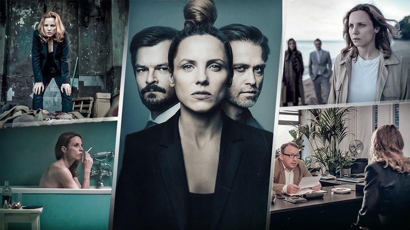 """Serial jest ekranizacją pierwszej z cyklu powieści kryminalnej Igora Brejdyganta """"Rysa"""" /Polsat"""