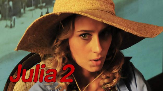 "Serial ""Julia 2"" był hitem internetu! /TVN"