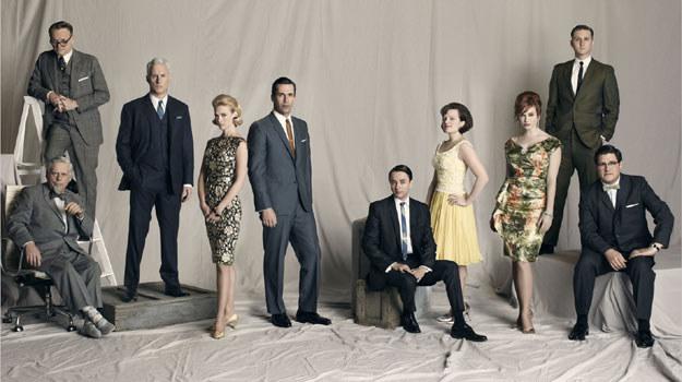 """Serial """"Mad Men"""" uzyskał najwięcej, bo aż 19 nominacji do Primetime Emmy /materiały prasowe"""
