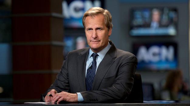 """Serial """"Newsroom"""" /HBO"""