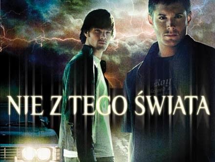 "Serial ""Nie z tego świata"" debiutuje w Polsce na DVD /"