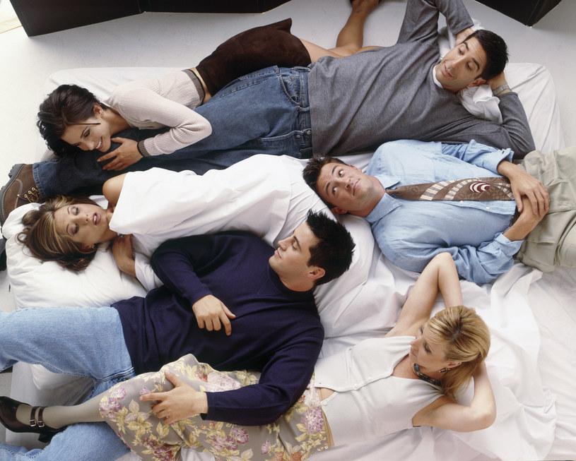 """Serial """"Przyjaciele"""" pojawił się na ekranach telewizorów w 1994 roku /NBC /Getty Images"""