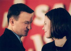 """Serial """"Samo życie"""" okazał się początkiem kariery dla Magdy Kumorek i - choć to nie pierwsza jego rola - Roberta Więckiewicza /fot  /AKPA"""