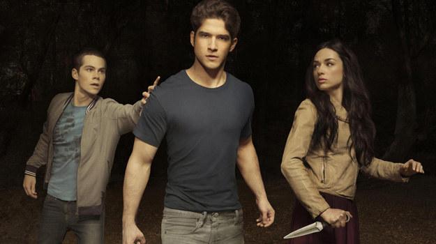 """Serial """"Teen Wolf"""" /- /materiały prasowe"""