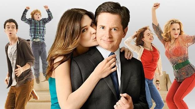 """Serial """"The Michael J. Fox Show"""" był wielkim powrotem gwiazdora lat 90. /materiały prasowe"""